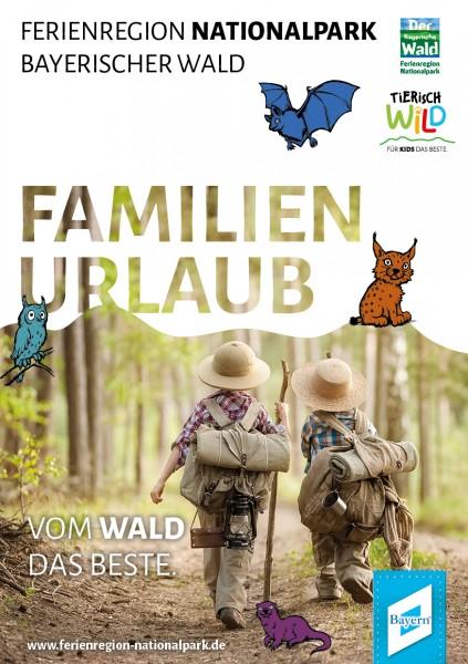 Familien Urlaub Pocketguide Titel