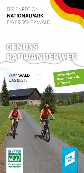 Genuss Radwanderweg Karte